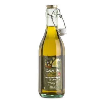 7874 - Colavita olijfolie e.v. european blend 500 ml