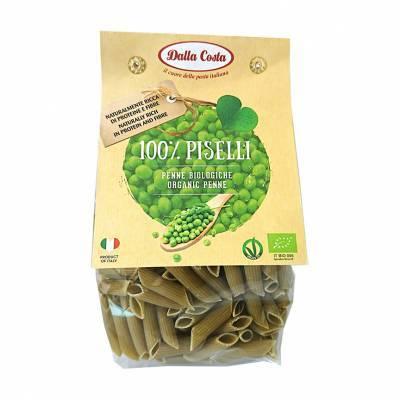 7878 - Dalla Costa penne groene erwten 250 gram