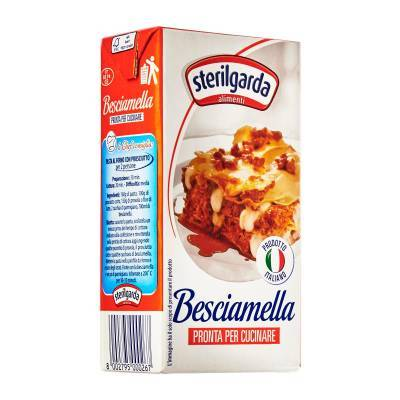 7880 - Sterligarda bechamelsaus 500 ml