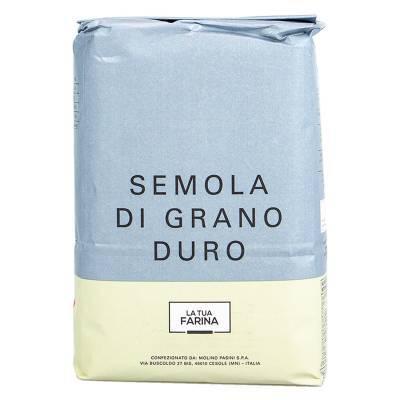 7881 - La Tua Farina semola grano duro 1000 gram