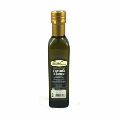 7922 - Tartuforo olijfolie e.v. met witte truffel 250 ml
