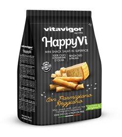 80001 - Vitavigor happy vi mini snack met parmigiano reggi 150 gram