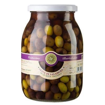 8149 - Venturino Taggiasche olijven zonder pit 950 gram