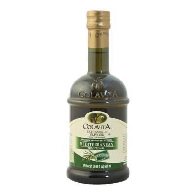 8189 - Colavita olijfolie extra vergine mediterranean 500 ml