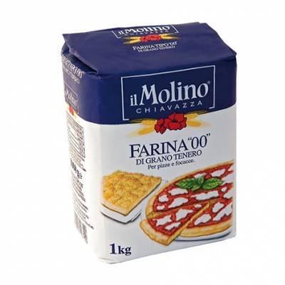 8373 - Il Molino Chiavazza mix voor pizza 1000 gram