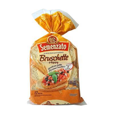 8379 - Semenzato bruschetta happy 350 gram