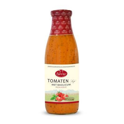 8437 - Ferrer tomatensoep met basilicum 720 ml