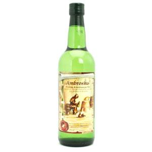 8683 - Ambrosius honing kruidenwijn wit 375 ml