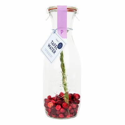4849 - Pineut tafelwater kers, cranberry & rozemarijn 36,3 gram