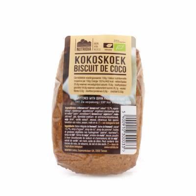 8801 - Nutridia kokoskoek 55 gram