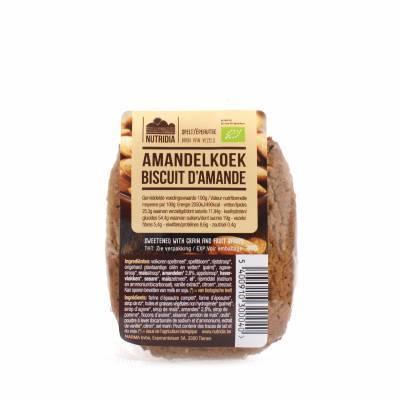 8802 - Nutridia amandelkoek 40 gram