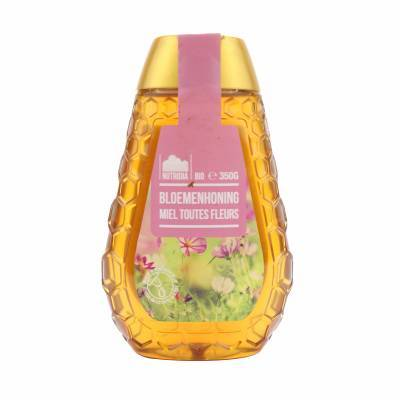 8821 - Nutridia bloemen honing 350 gram