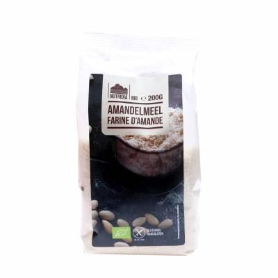 8829 - Nutridia amandelmeel 200 gram