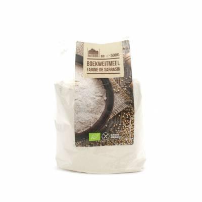 8830 - Nutridia boekweitmeel 500 gram