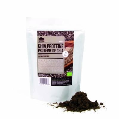 8870 - Nutridia chia proteïne 200 gram