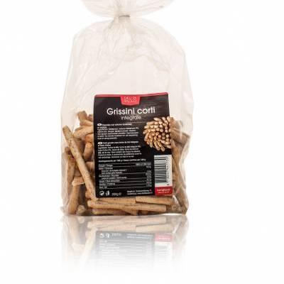 8391 - Deli Di Paolo grissini corti volkoren 200 gram