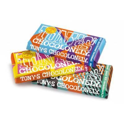 90062 - Tony's Chocolonely kadoosje limiteds met 3 repen 1 stuk