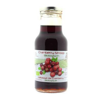 9016 - Dutch Cranberry Group cranberrystroop 250 ml