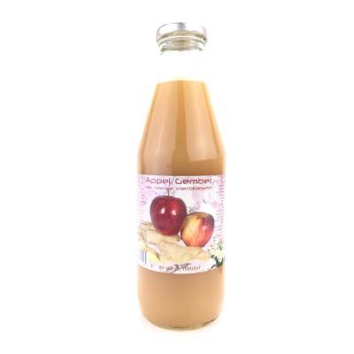 9058 - Dutch Cranberry Group appel gember vlierbloesem sap 750 ml