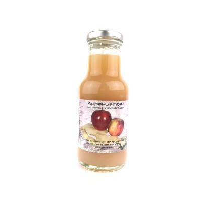 9059 - Dutch Cranberry Group appel gember vlierbloesem sap 250 ml