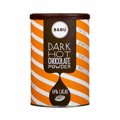 9119 - Barú dark hot chocolate powder 250 gram