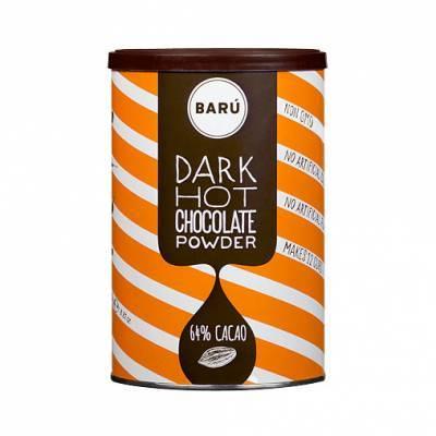 9119 - Barú dark hot chocolate powder 250 gram