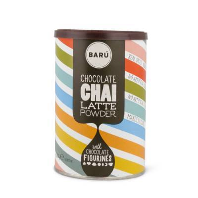9121 - Barú chocolate chai latte 250 gram
