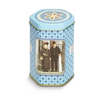 9517 - JB Diesch blik zeskant 200 gram