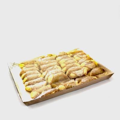 9626 - Dolciaria Cerasani canolli zabaione 1500 gram