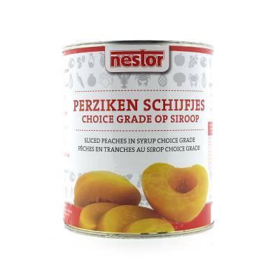 9642 - Nestor perzik schijf choice 1 liter