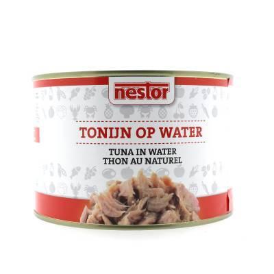 9648 - Nestor tonijn in water chunks 2 liter