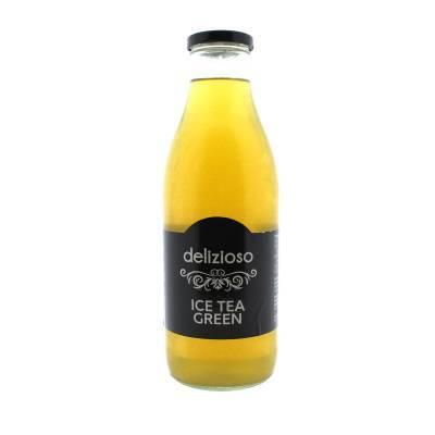 9812 - Delizioso Ice Tea Green 1000 ml