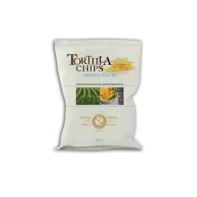 9934 - Fox Italia tortilla chips lightly salted 40 gr