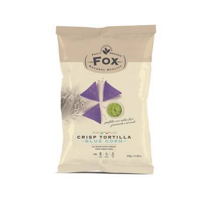 9935 - Fox Italia tortilla blue corn 300 gr