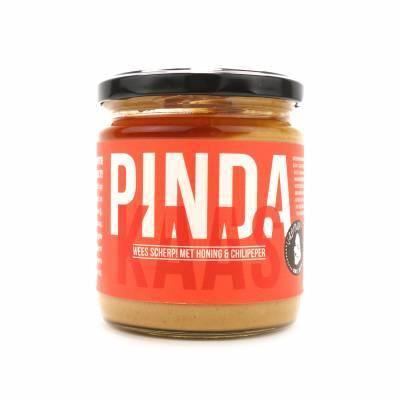 3113 - VanMax Pindakaas Honing-Chili 325 gram