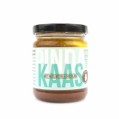 3114 - VanMax Pindakaas Hazelnoot-Chocolade 200 gram