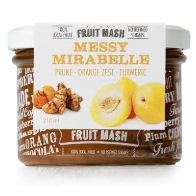 3552 - TLANT funky fruit mash messy mirabelle 210 ml