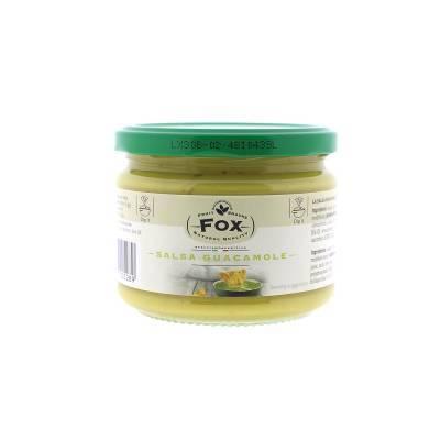 9941 - Fox Italia salsa guacamole 300 gr
