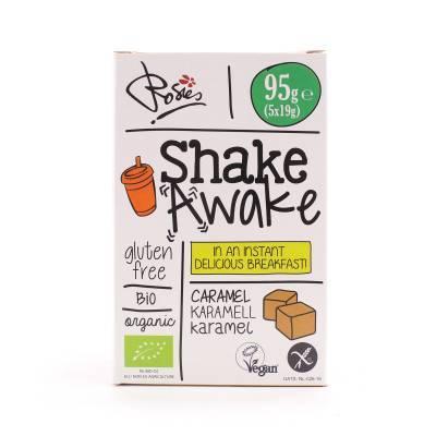6670 - Rosies shake awake caramel 5 zakjes 19 gram 95 gram