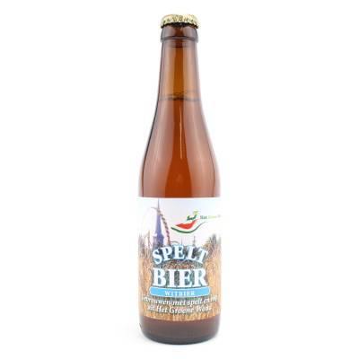 5258 - Sint Servattumus spelt witbier 330 ml