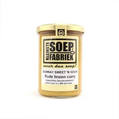 3941 - Kleinste Soepfabriek bombay sweet 'n sour 400 ml