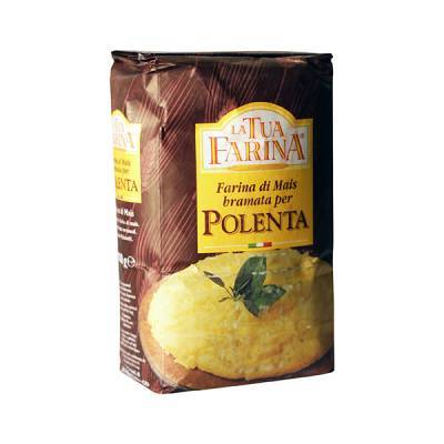 8544 - La Tua Farina polenta 1000 gr