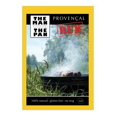 5991 - The Man with the Pan provencaalse rub 30 gram