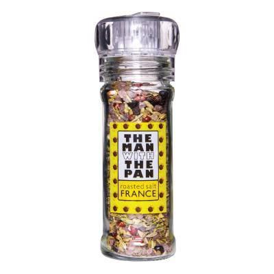 5901 - The Man with the Pan roasted salt france met molen 90 gram