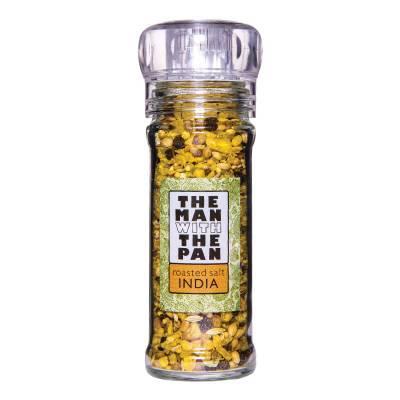 5907 - The Man with the Pan roasted salt india met molen 90 gram