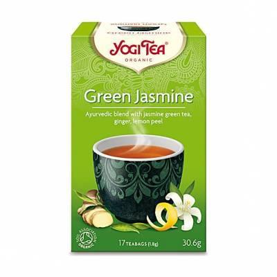 7585 - Yogi Tea Green Jasmine 17 TB