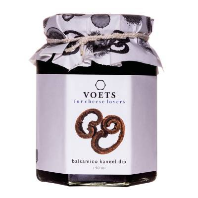1055 - Voets Cheese Dippers cheese dipper balsamico kaneel 190 ml