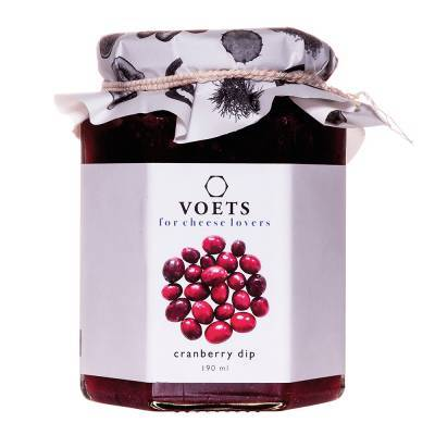 1052 - Voets Cheese Dippers cheese dipper cranberry 190 ml