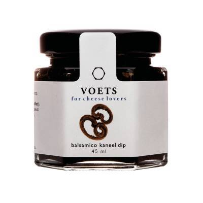 1065 - Voets Cheese Dippers cheese dipper balsamico kaneel mini 45 ml