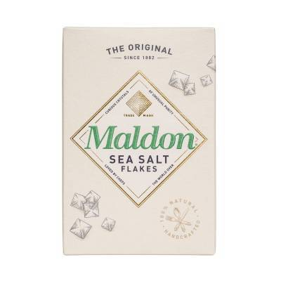 2344 - Maldon sea salt flakes 125 gr